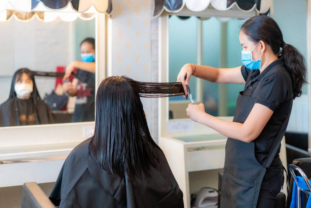 parrucchieri, centri estetici e fase 2