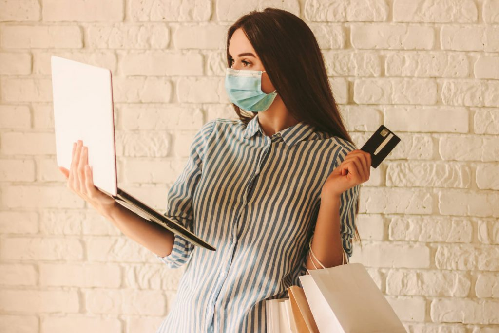 shopping online ai tempi del covid-19