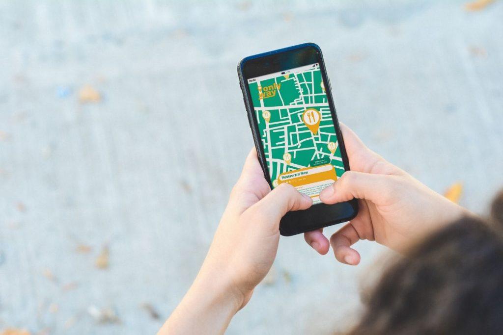 google maps per aumentare la visibilità di un negozio online