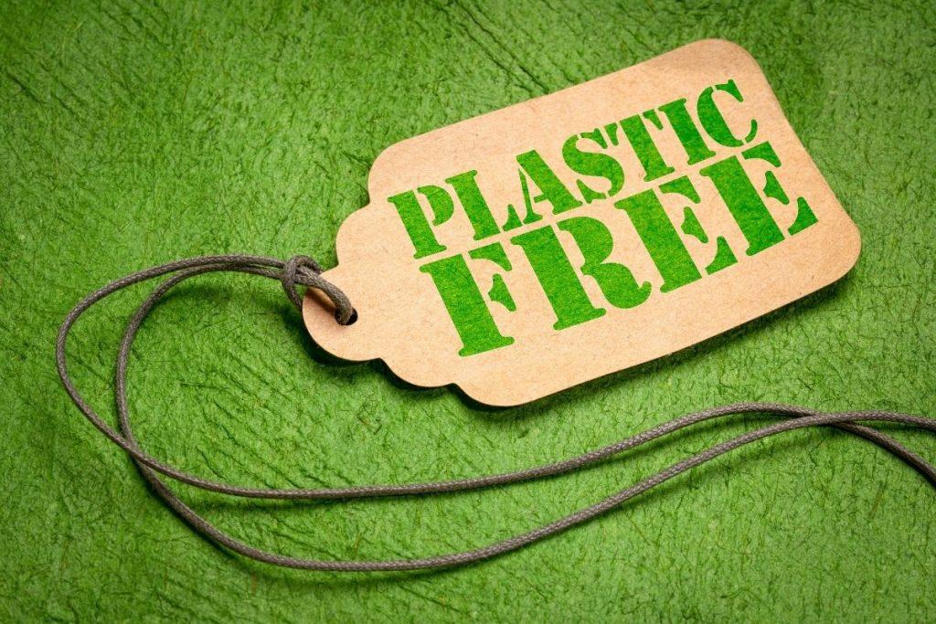 Shopper riutilizzabili senza plastica