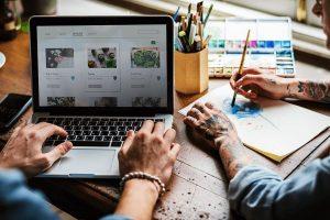 creare negozio online