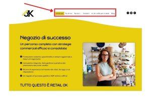 costruire negozio online