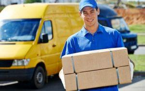 servizio di consegna